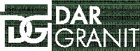Dar Granit - Beli logo